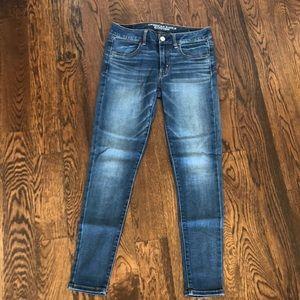 American Eagle Jeans Super Stretch Jeggings
